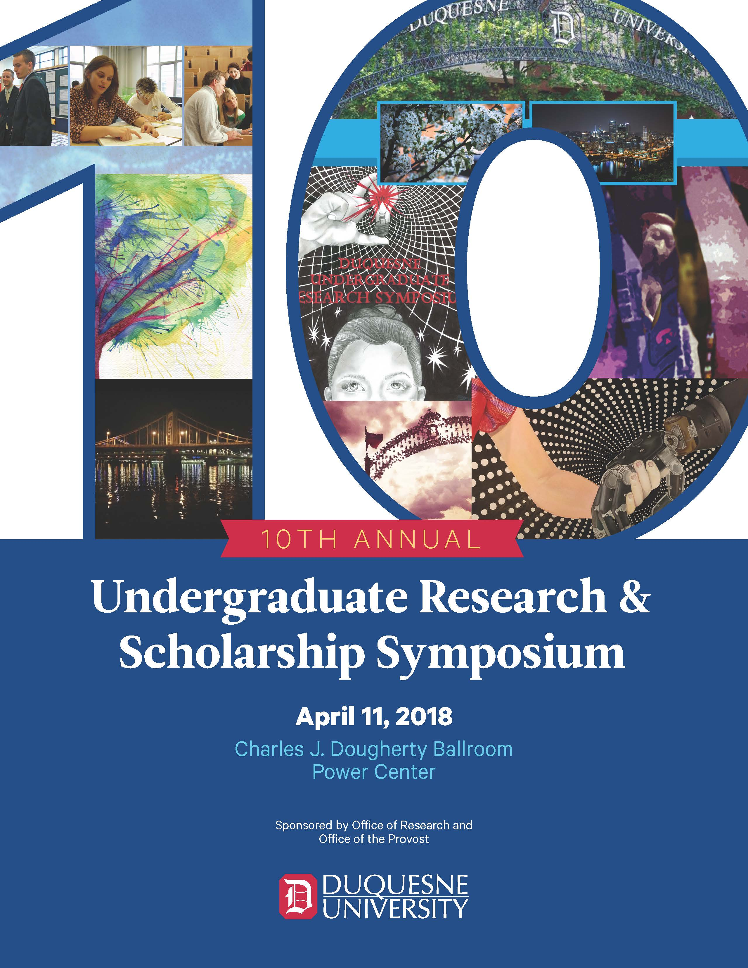 10th Annual Undergraduate Research & Scholarship Symposium