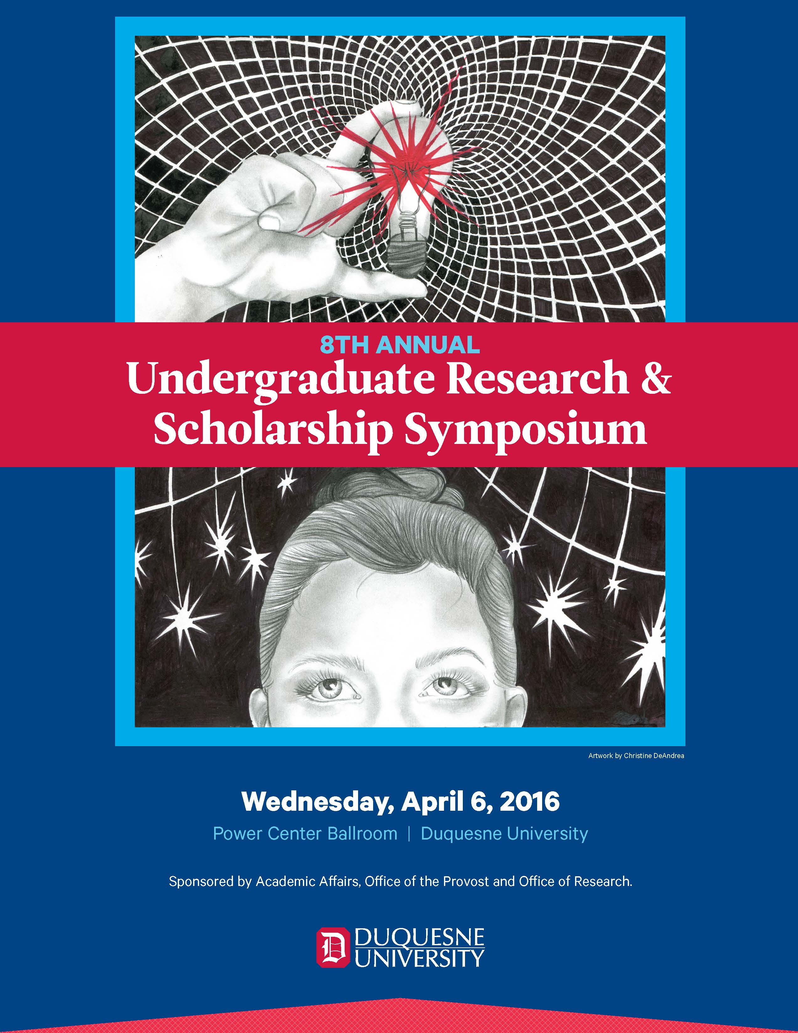 8th Annual Undergraduate Research & Scholarship Symposium