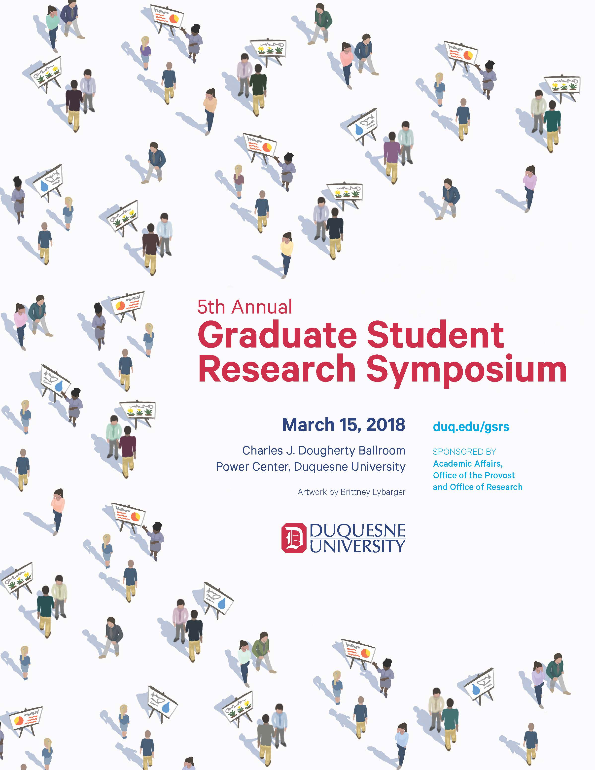 The 5th Annual Graduate Student Research Symposium