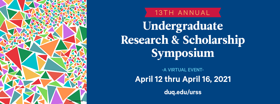 13th Annual Undergraduate Research & Scholarship Symposium
