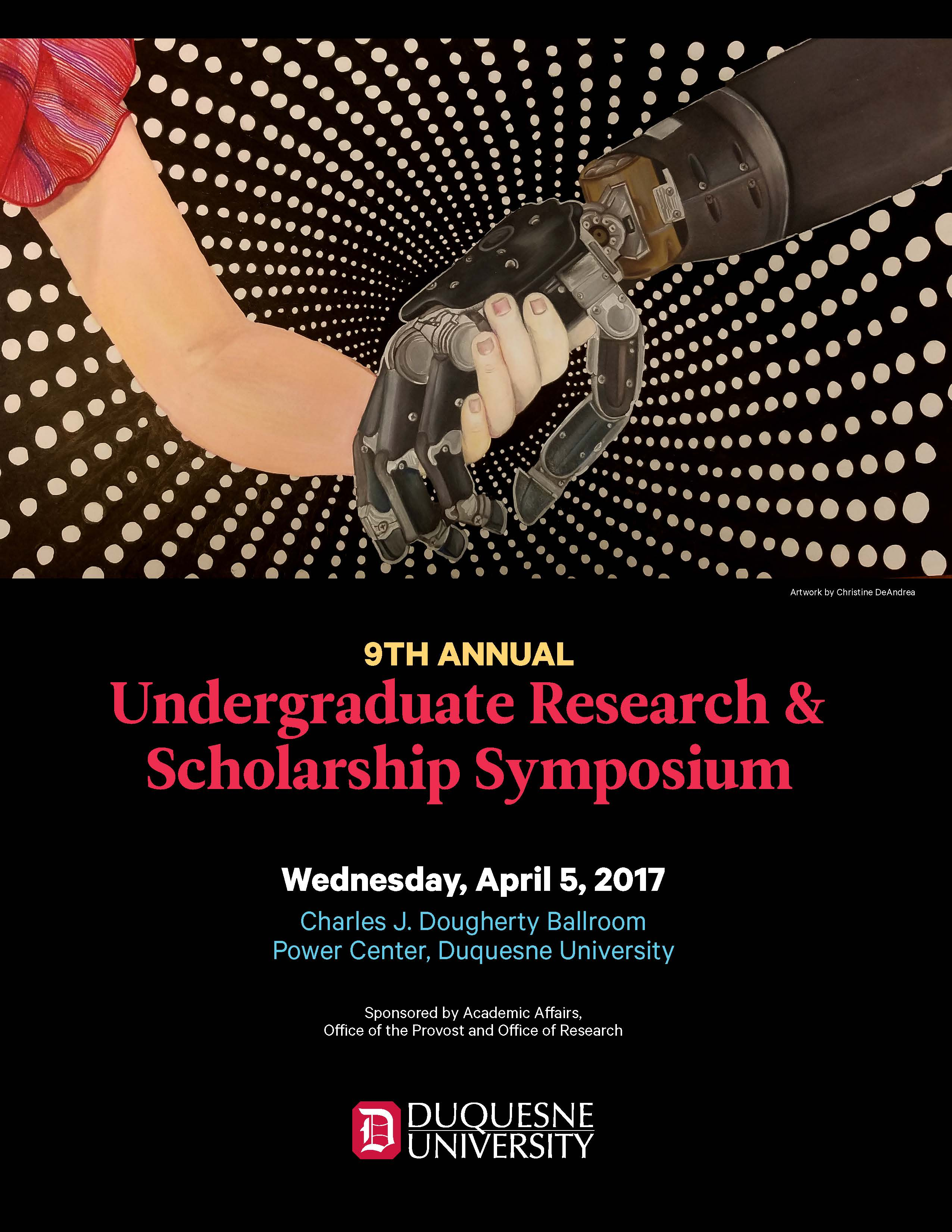 9th Annual Undergraduate Research & Scholarship Symposium