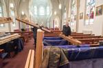 Chapel Organ Restoration 07