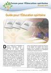 Guide pour l'Education Spiritaine