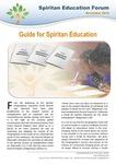 Guide for Spiritan Education