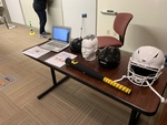 Concussion Sensor Activity by Biology Department