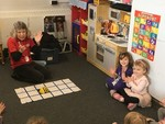 The Child Development Center gets a visit from the Carnegie Science Center by Duquesne University Child Development Center
